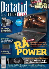Datatid TechLife 02_2017_Front