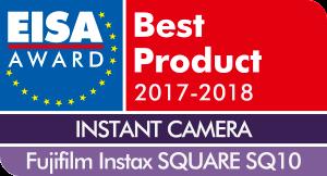 EISA-Award-Logo-Fujifilm-Instax-SQUARE-SQ10