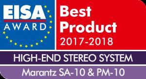 EISA-Award-Logo-Marantz-SA-10-and-PM-10