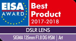 EISA-Award-Logo-SIGMA-135mm-F1
