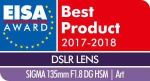 EISA-Award-Logo-SIGMA-135mm-F1
