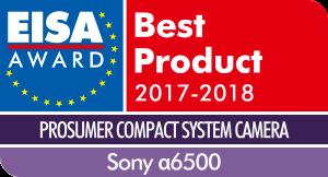 EISA-Award-Logo-Sony-a6500