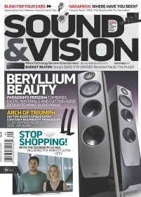 Sound & Vision cover