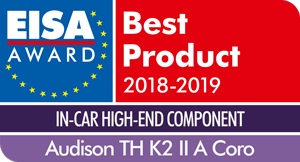 EISA-Award-Logo-Audison-TH-K2-II-A-Coro