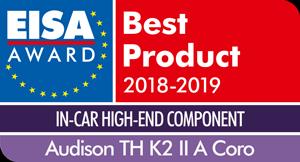EISA-Award-Logo-Audison-TH-K2-II-A-Coro