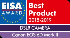 EISA-Award-Logo-Canon-EOS-6D-Mark-II