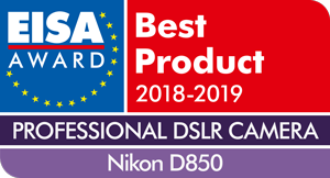EISA-Award-Logo-Nikon-D850