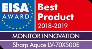 EISA-Award-Logo-Sharp-Aquos-LV-70X500E