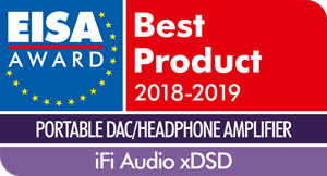 EISA-Award-Logo-iFi-Audio-xDSD