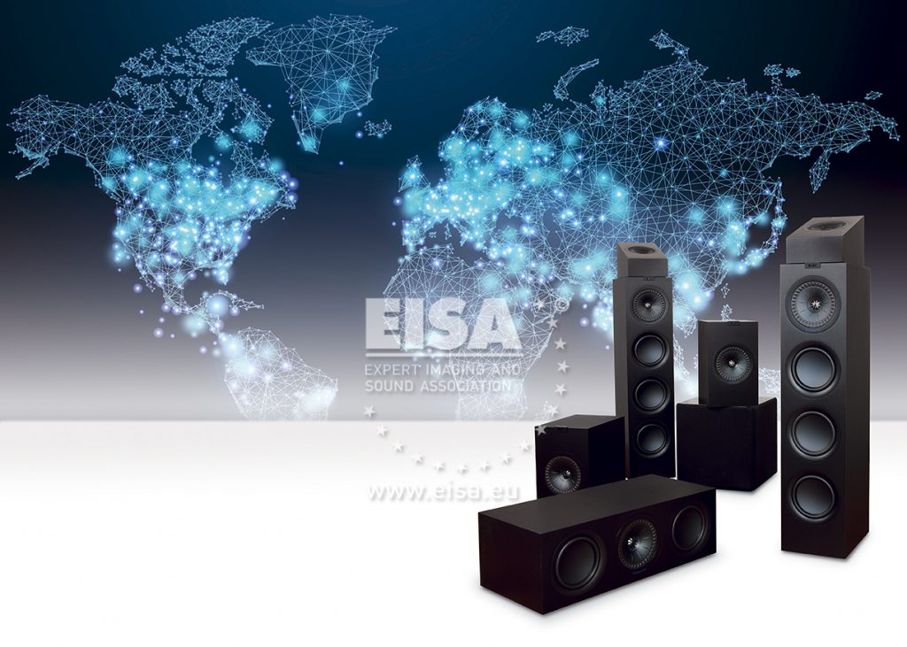 KEF Q Series | EISA – Expert Imaging and Sound Association