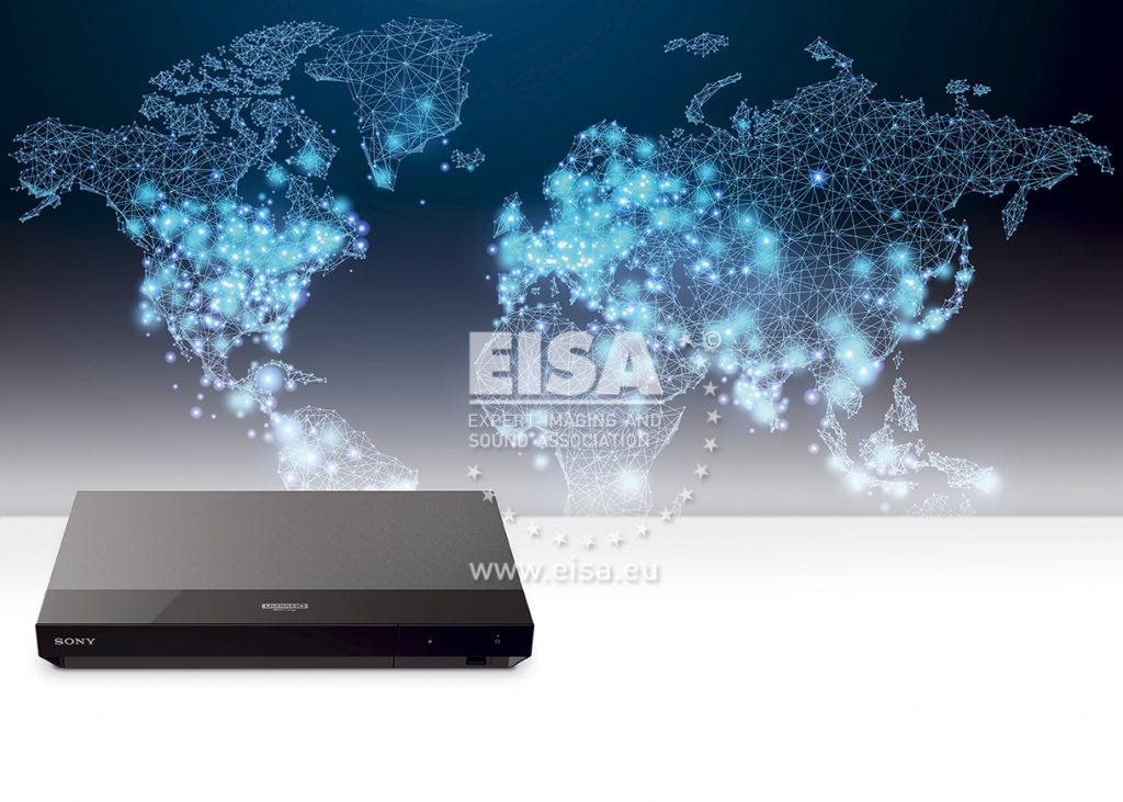 Best Sony Blu Ray Player 2019 Sony UBP X700 | EISA – Expert Imaging and Sound Association