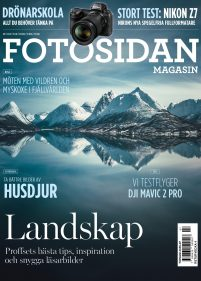 Fotosidan Magasin 7 2018