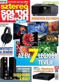 SZTEREO SOUND & VISION 163