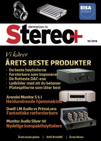Stereo+ 10-2018