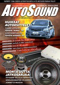AutoSound Technical Magazine AUTOSOUND 1 2019