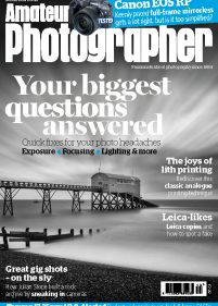 Amateur Photographer 23 March 2019 Cover for web