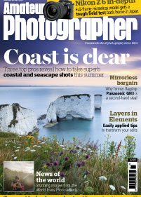 Amateur Photographer 25 May 2019 Cover for web
