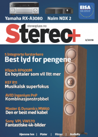 Stereo+ 03 2019