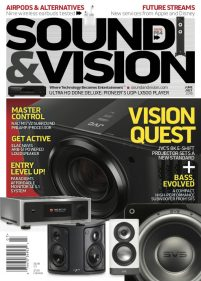 Sound & Vision June-July 2019
